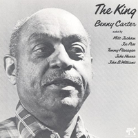 The king - BENNY CARTER