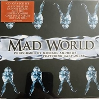 Mad world CD1 (3 tracks) - MICHAEL ANDREWS