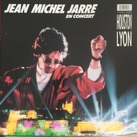 En concert Houston Lyon - JEAN MICHEL JARRE