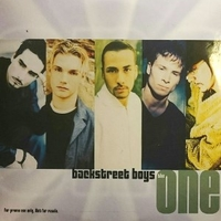 The one (1 track) - BACKSTREET BOYS