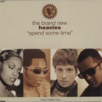 Spend some time (1 track) - BRAND NEW HEAVIES