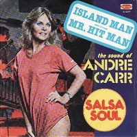Island man \ Mr. Hit man - ANDRE CARR