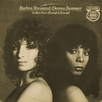 No more tears (enough is enough) \ Wet - BARBRA STREISAND \ DONNA SUMMER