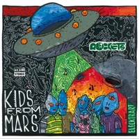 Kids from Mars (radio edit+instrumenatl vers.) - ROCKETS
