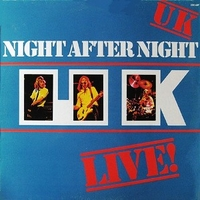 Night after night-Live - U.K.