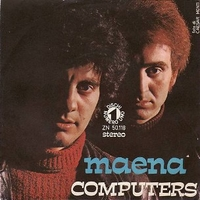 Maena \ Più in là - COMPUTERS