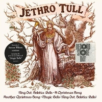 Ring out, solstice bells (4 tracks EP) - JETHRO TULL