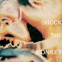 Shock the monkey \ Soft dog (instr.) - PETER GABRIEL