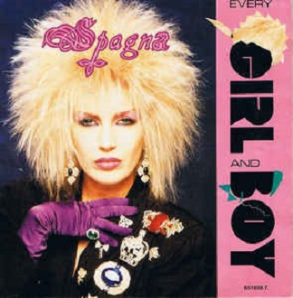 Every girl and boy\Don't call it love - SPAGNA