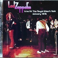 Live at the Royal Albert Hall january 1970 - LED ZEPPELIN