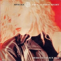 Love at first sight (groove groove radio vers.+Black Box radio vers.) - SPAGNA