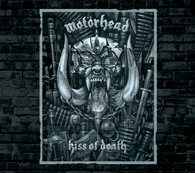 Kiss of death - MOTORHEAD