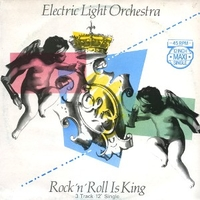 Rock'n'roll is king \ After all \ Time after time - ELECTRIC LIGHT ORCHESTRA