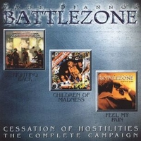 Cessation of hostilities - The complete campaign - PAUL DI'ANNO's BATTLEZONE