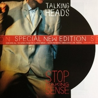 Stop making sense (special new edition) - TALKING HEADS