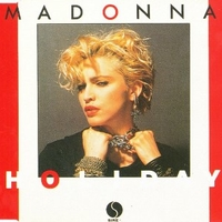 Holiday / Lucky star - MADONNA