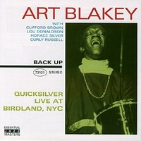Quicksilver live at Birdland, NYC - ART BLAKEY