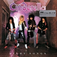 Night songs - CINDERELLA