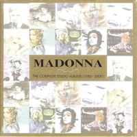 The complete studio albums (1983-2008) - MADONNA