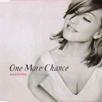 One more chance (3 tracks) - MADONNA