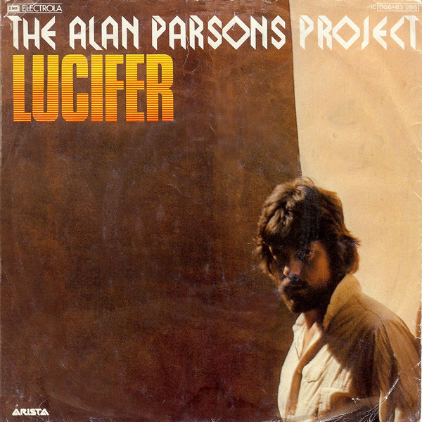 Lucifer\I'd rather be a man - ALAN PARSONS PROJECT