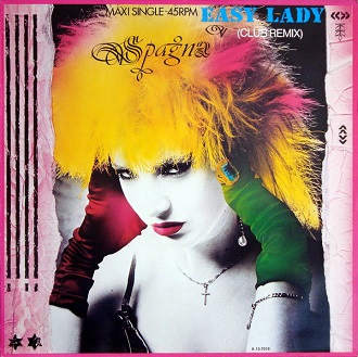 Easy lady (club remix) - SPAGNA