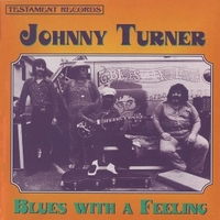 Blues with a feeling - JOHNNY TURNER