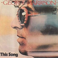 This song \ Learning how to love you - GEORGE HARRISON