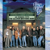 An evening with the Allman brothers band (first set) - ALLMAN BROTHERS BAND