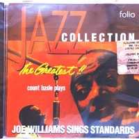 The greatest!! (Count Basie plays, Joe Williams sings standards) - COUNT BASIE \ JOE WILLIAMS