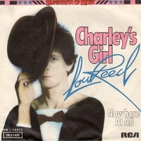 Charley's girl \ Nowhere at all - LOU REED