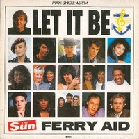 Let it be - FERRY AID