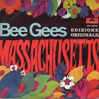 Massachusetts \ Barker of the U.f.o. - BEE GEES