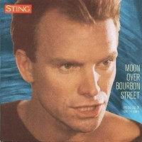 Moon over Bourbon street \ The ballad of Mac the knife - STING