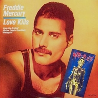Love kills \ Rotwang's party (robot dance) - FREDDIE MERCURY