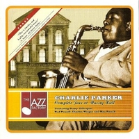Complete jazz at Massey Hall - CHARLIE PARKER