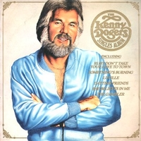 The Kenny Rogers singles album - KENNY ROGERS