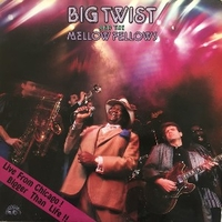 Live from Chicago! Bigger than life! - BIG TWIST AND THE MELLOW FELLOWS