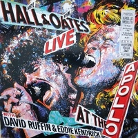 Live at the Apollo - DARYL HALL \ JOHN OATES