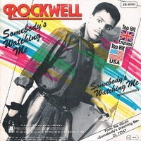 Somebody's watching me (vocal+instrumental) - ROCKWELL