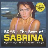 Boys - The best of Sabrina - SABRINA Salerno