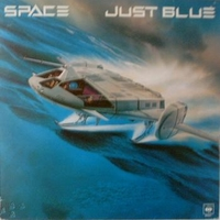 Just blue - SPACE