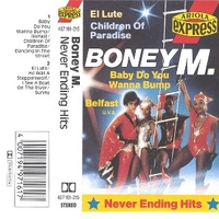 Never ending hits - BONEY M