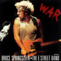 War \ Merry Christmas baby - BRUCE SPRINGSTEEN