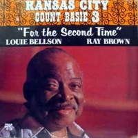 Kansas city 3 - For the seconf time - COUNT BASIE