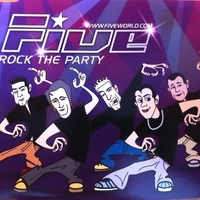 Rock the party (4 tracks) - FIVE