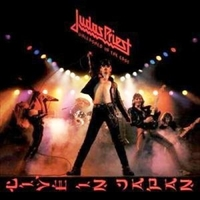 Unleashed in the east (live in Japan) - JUDAS PRIEST