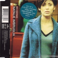 Big mistake CD1 (3 tracks) - NATALIE IMBRUGLIA