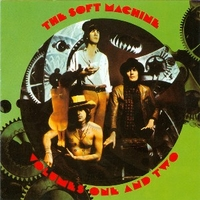 Volumes one and two - SOFT MACHINE