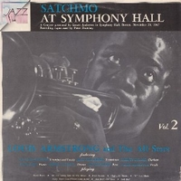 Satchmo at Symphony hall vol.2 - LOUIS ARMSTRONG